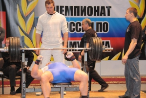 Чемпионат России Апрель 2010